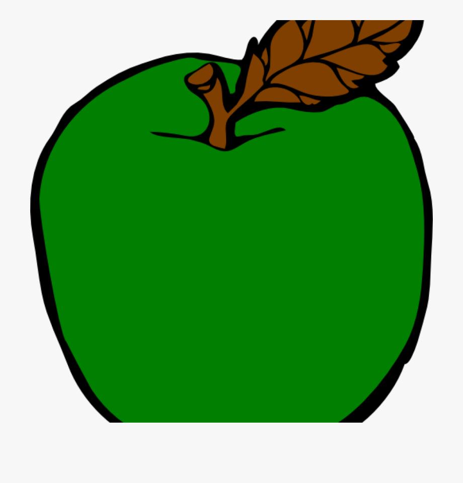 Green Apple Clipart Green Apple Clip Art At Clker Vector