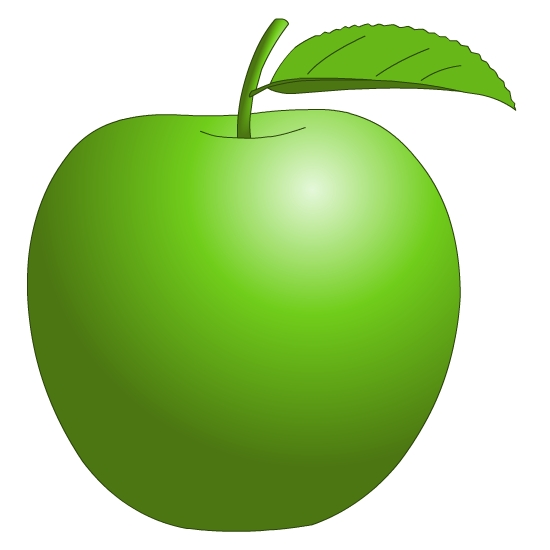 Free Green Apple Clipart, Download Free Clip Art, Free Clip