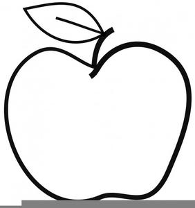Apple Half Clipart