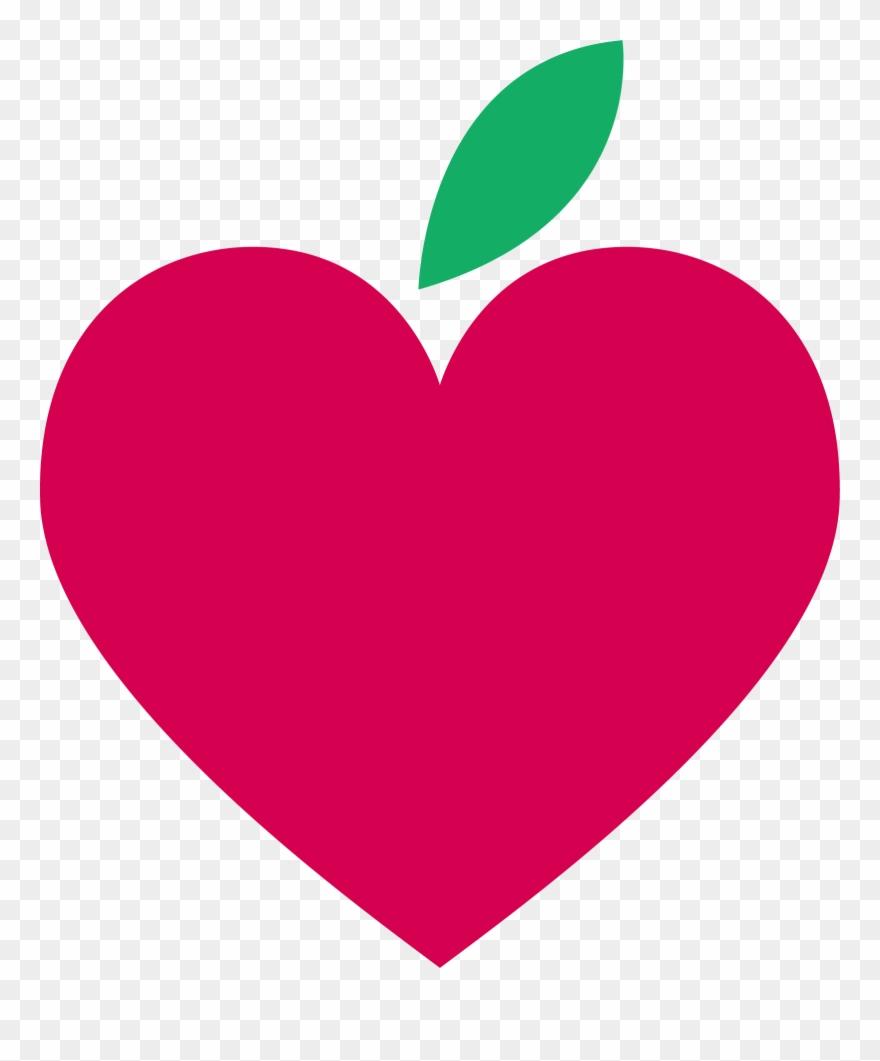 Apple hearts 15981855.