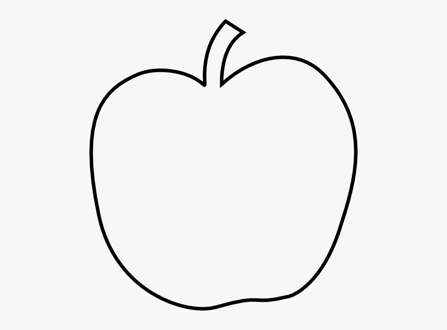 Apple Black White Apple Black And White Apple Clipart