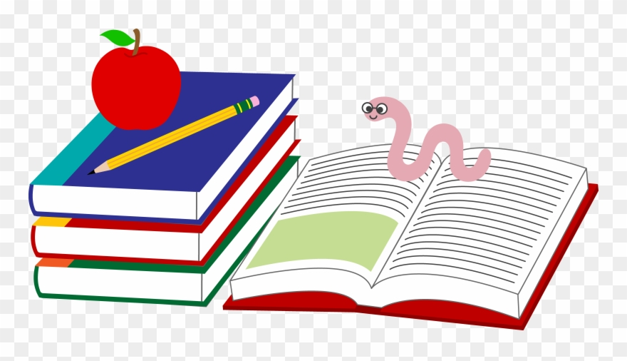 Books apple pencil.