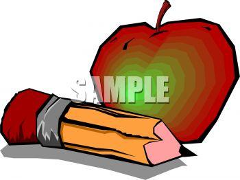 Teacher apple and.