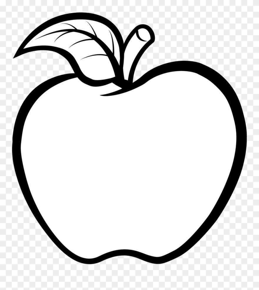 Apple clipart printable.