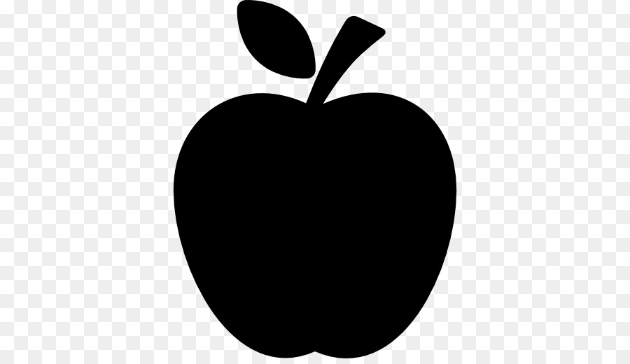 Free Apple Silhouette Vector, Download Free Clip Art, Free