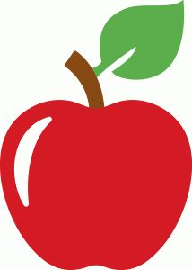 Apple clipart simple, Apple simple Transparent FREE for