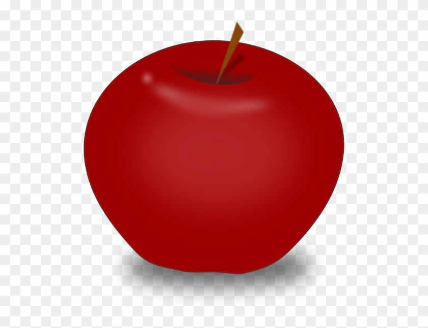 Red Apple Clipart Free Large Images