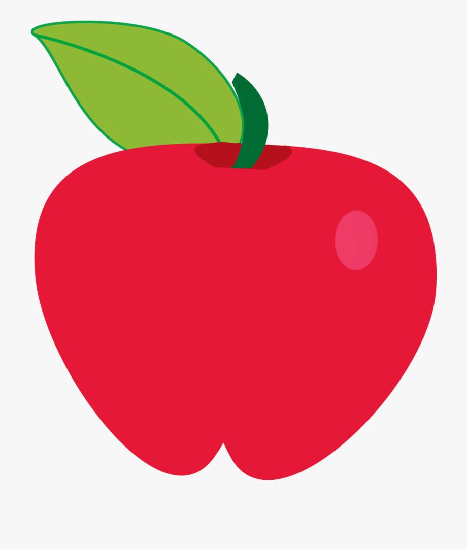 Apple Snow White Food Drawing Seven Dwarfs