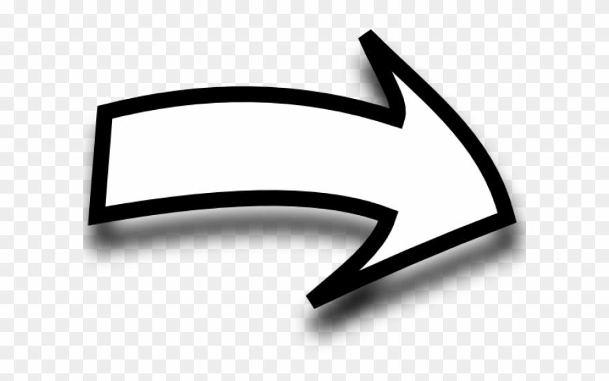 Arrow Clipart Outline