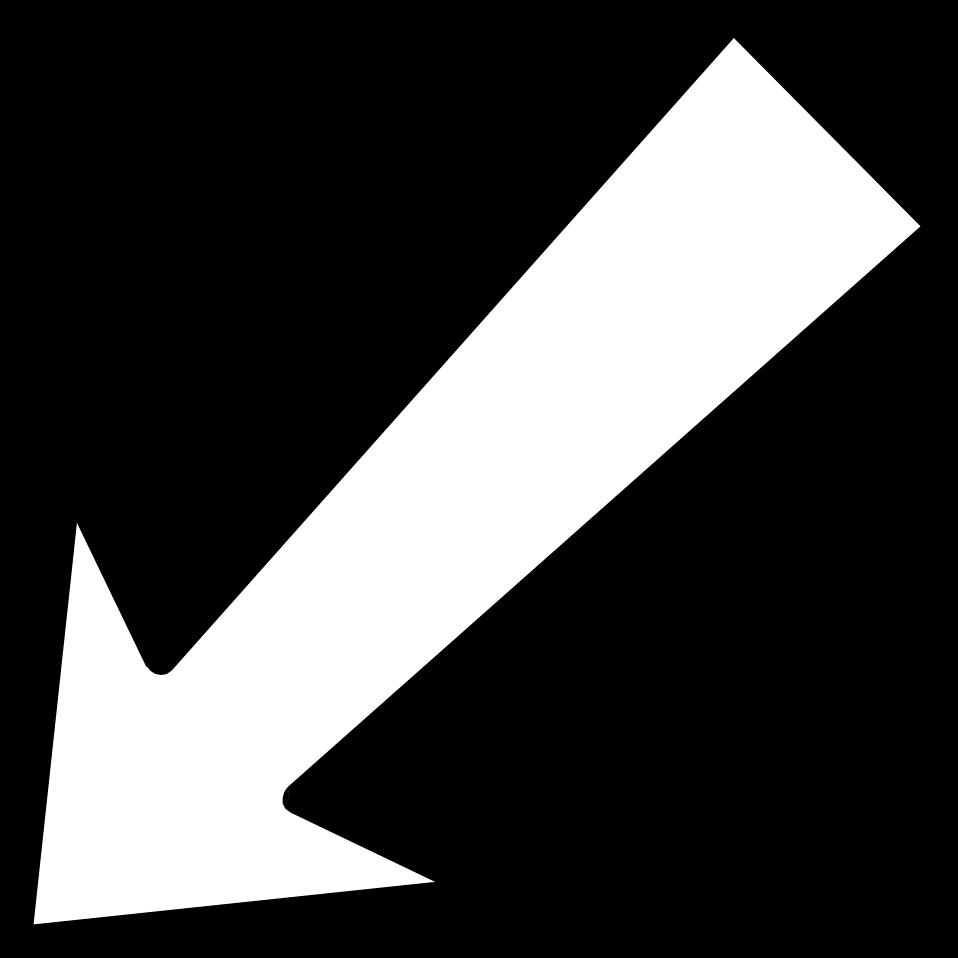 Free White Arrow Cliparts, Download Free Clip Art, Free Clip