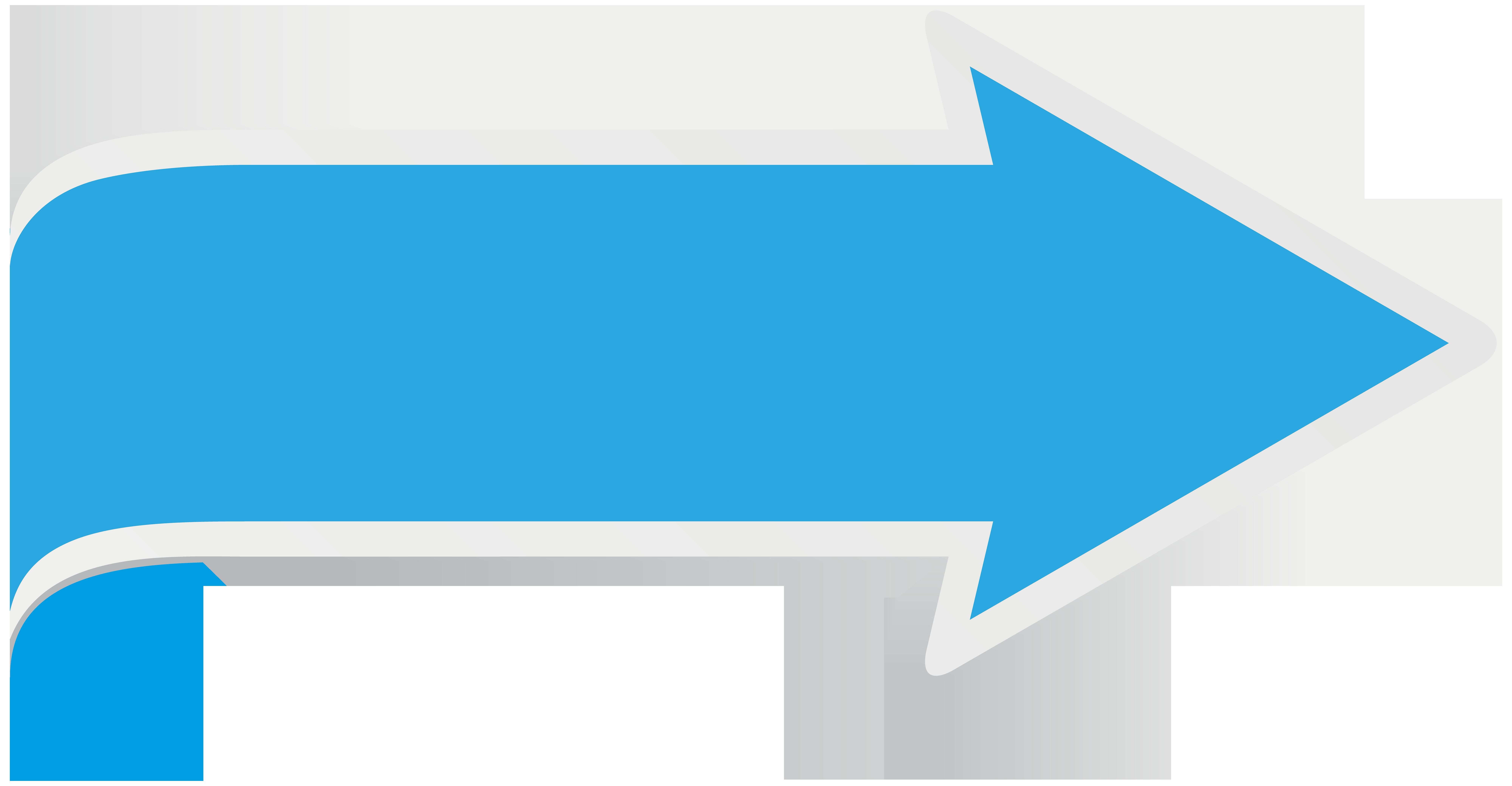 Blue arrow png.