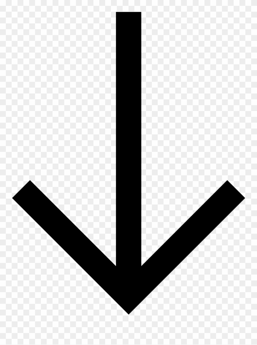 Clipart Of Arrows Pointing Down Cliparts