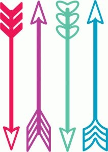 Free Arrow Silhouette Cliparts, Download Free Clip Art, Free
