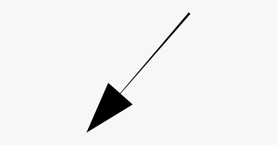 Simple Arrow Clipart