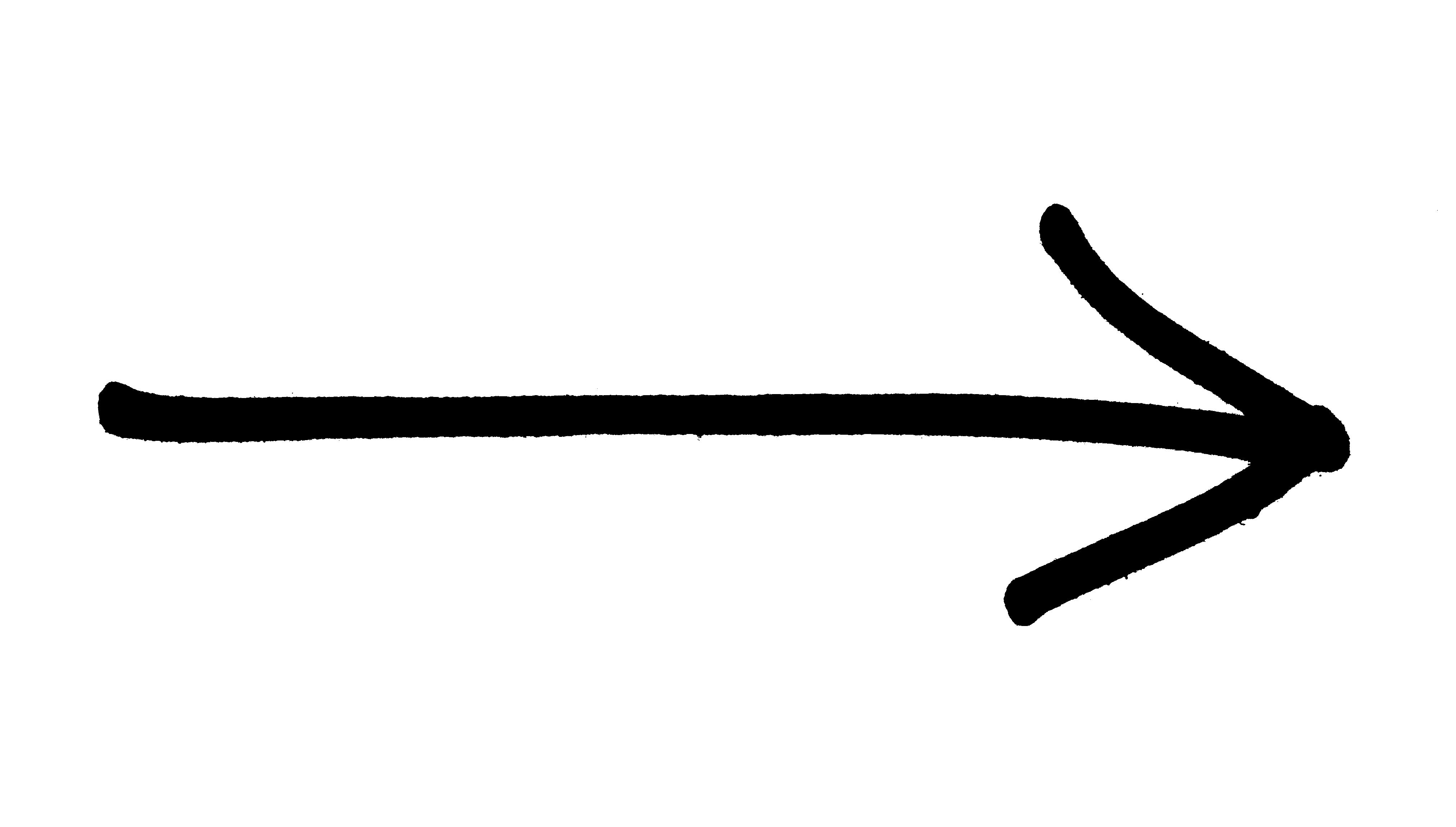 Clipart arrows single.