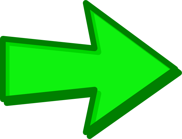 Green arrow clip.