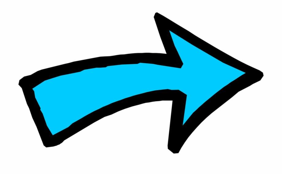 Arrows curved arrow.