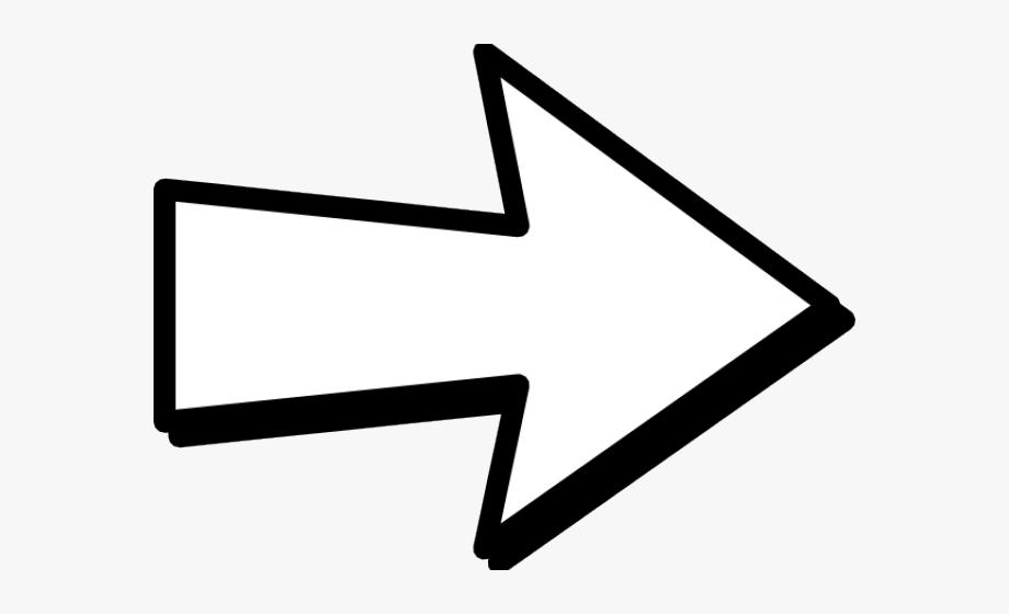 Arrow clipart printable.