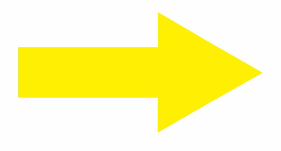 Yellow Arrow Right