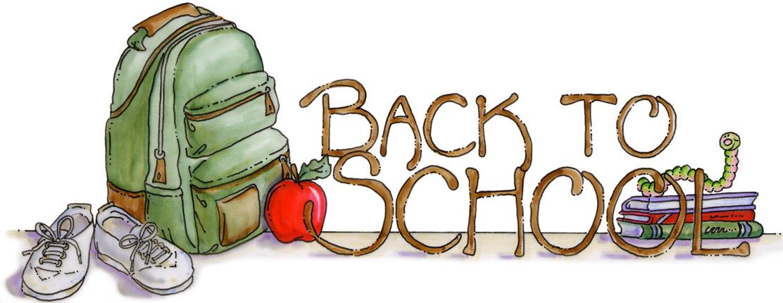 August back school.