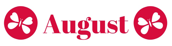 August png images.