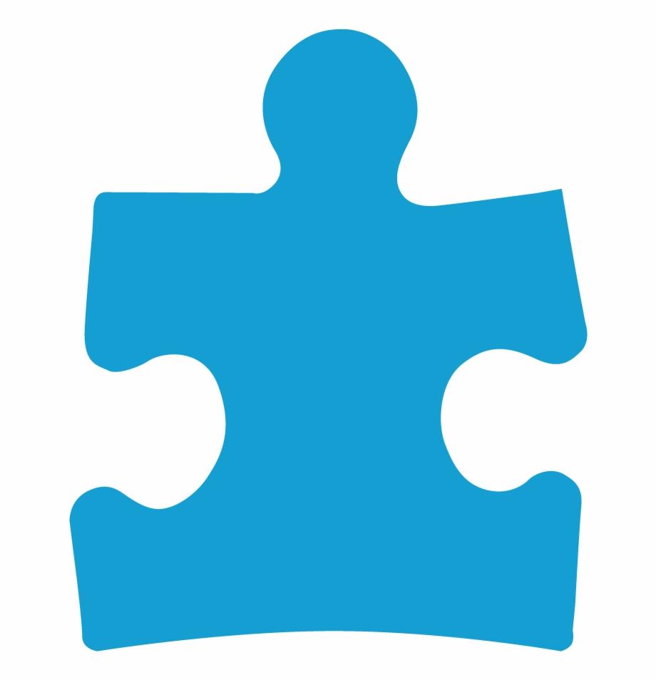Puzzle piece autism.