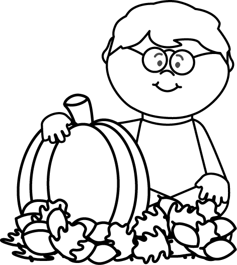 Fall clipart black and white boy. Fall clipart black and white boy. Clip art images
