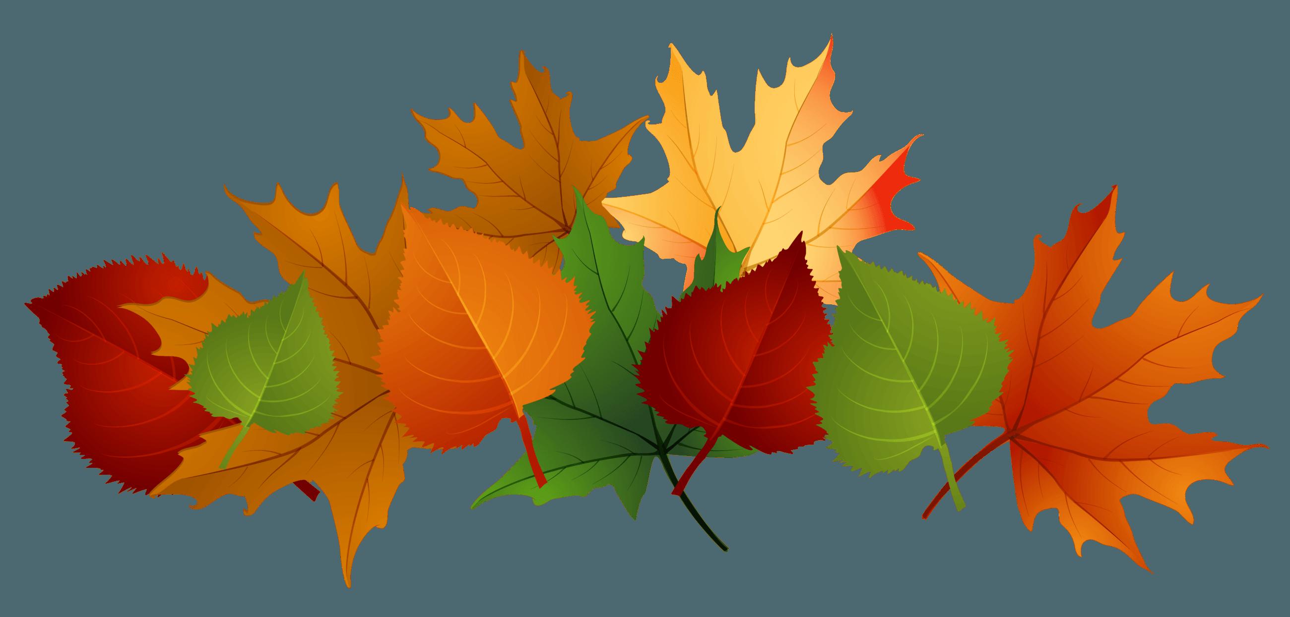 Autumn clipart cartoon.