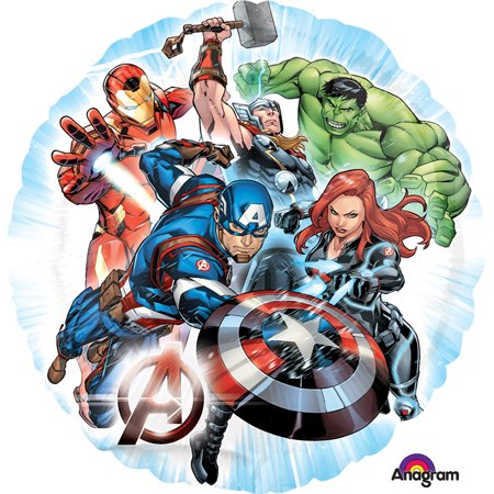 Avengers assemble 18.