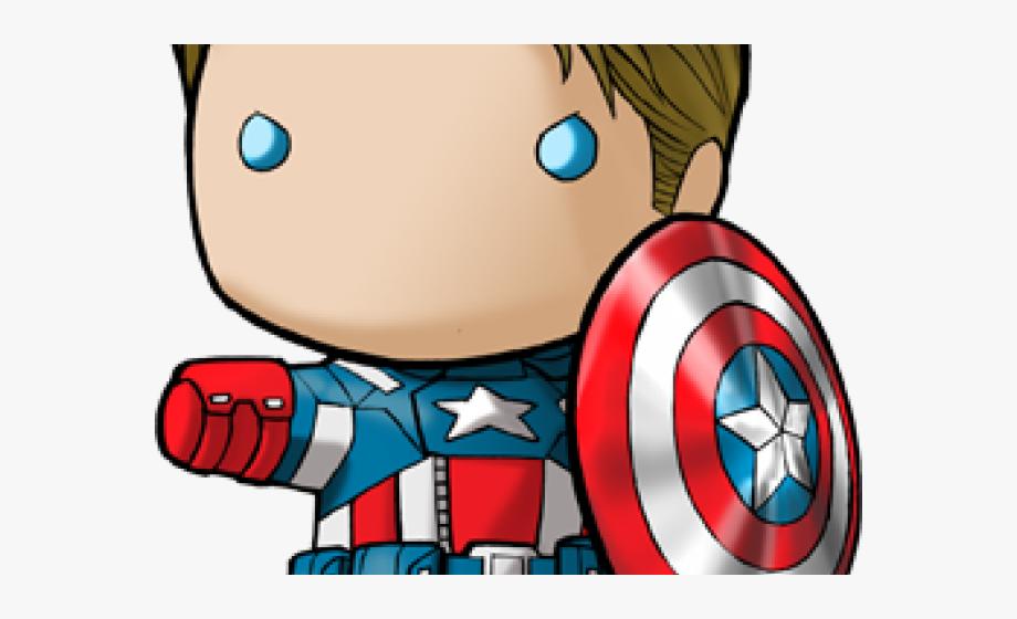 Captain marvel clipart.