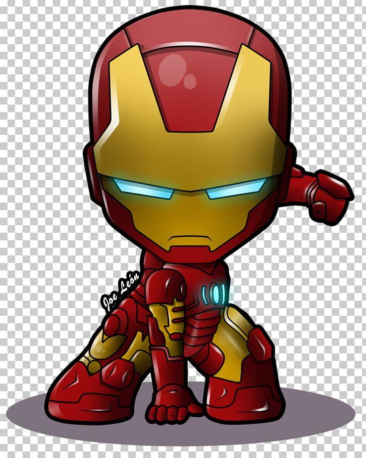 Iron man chibi.