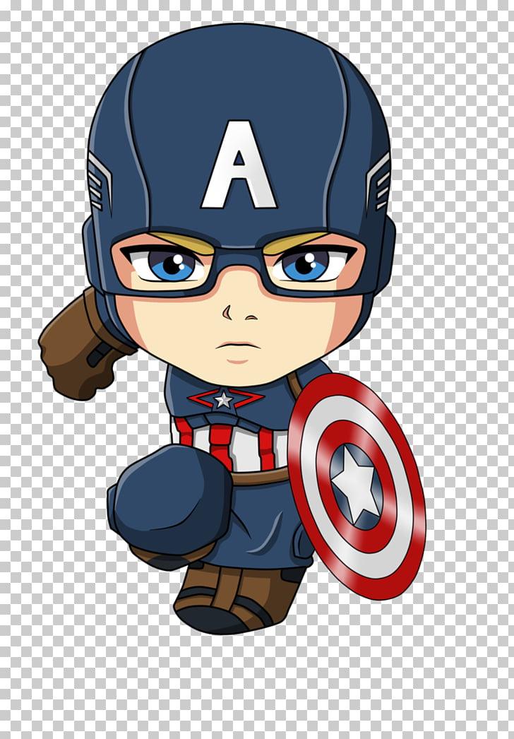 Captain america iron.