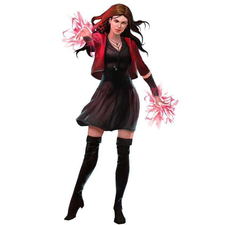 Free scarlet witch.