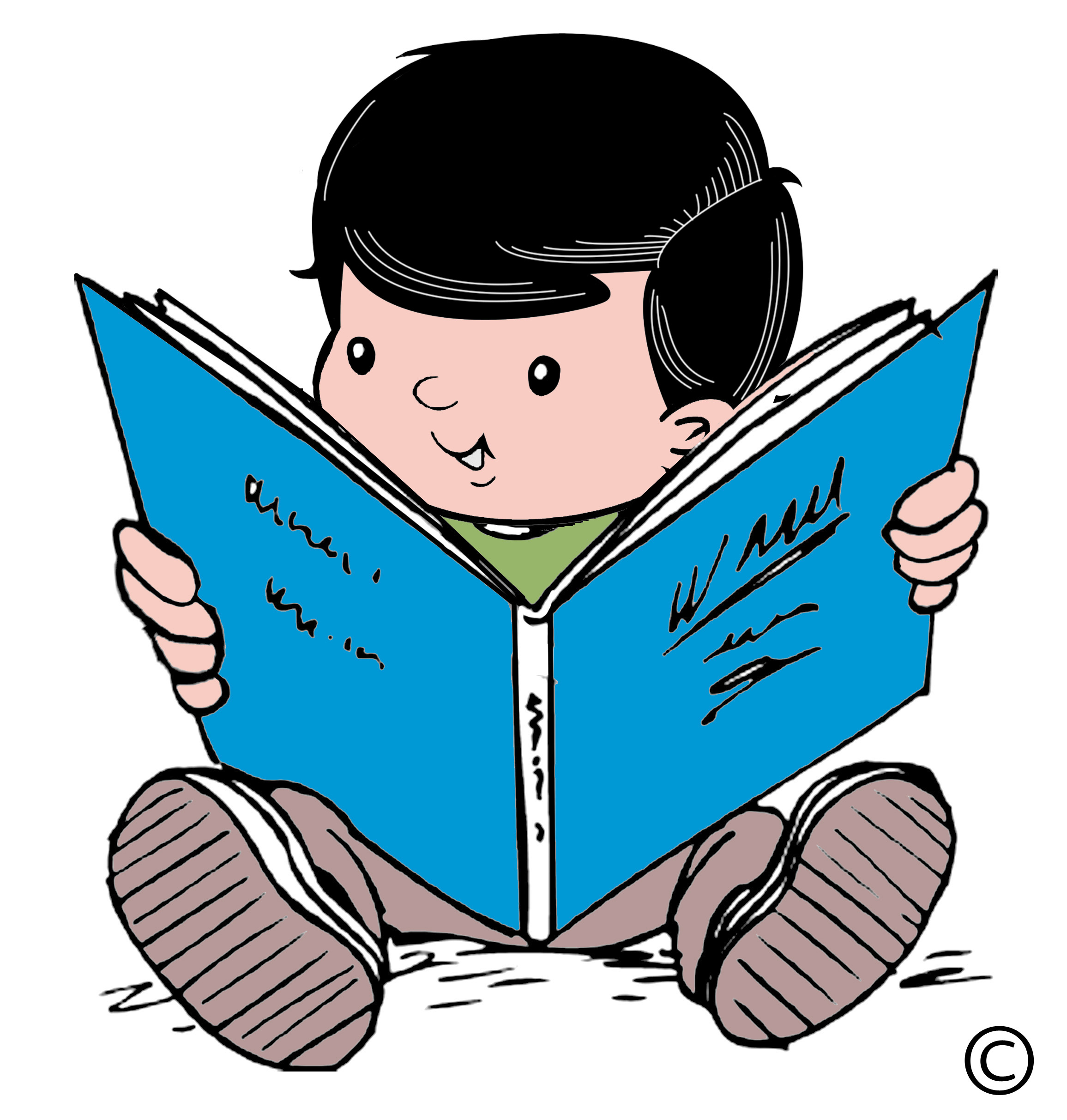Free baby reading.