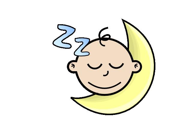 Free sleeping baby.