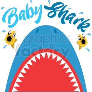 Baby shark cut.