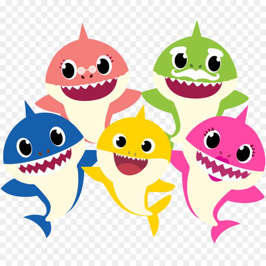 Baby shark png.