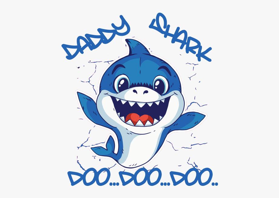 Daddy shark doo.