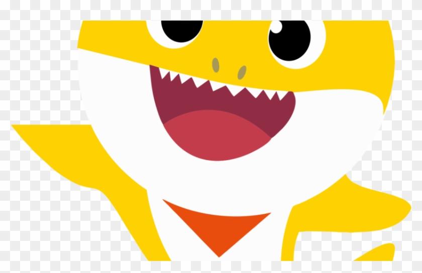 Baby shark yellow.
