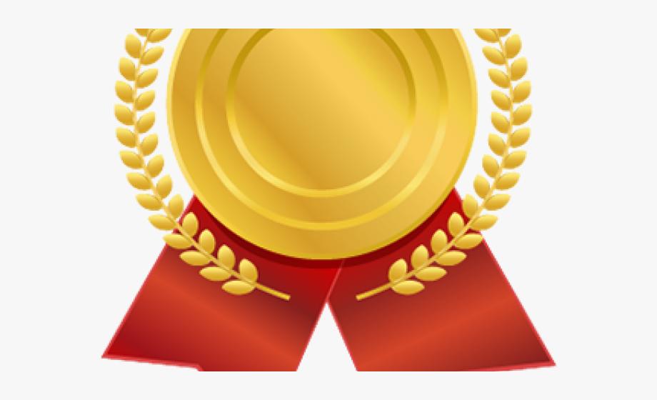 Gold winner badge.