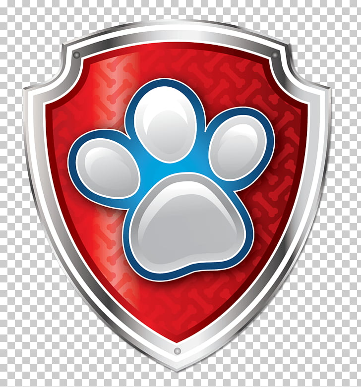 Puppy badge sea patrol.