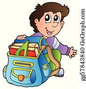 clipart pack packing bag