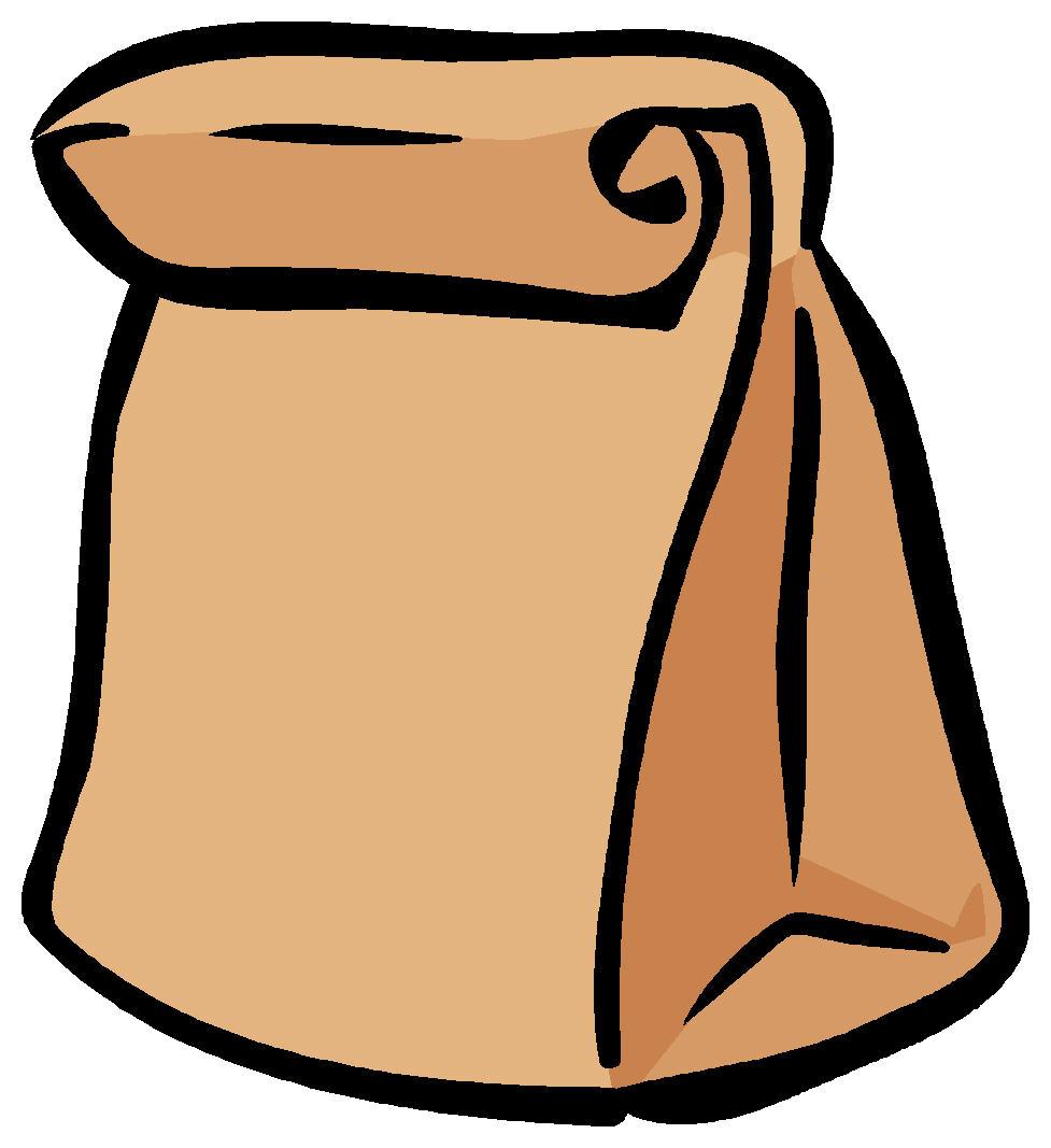 bag clipart food