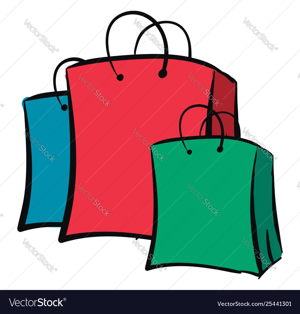 Clipart paper bags.
