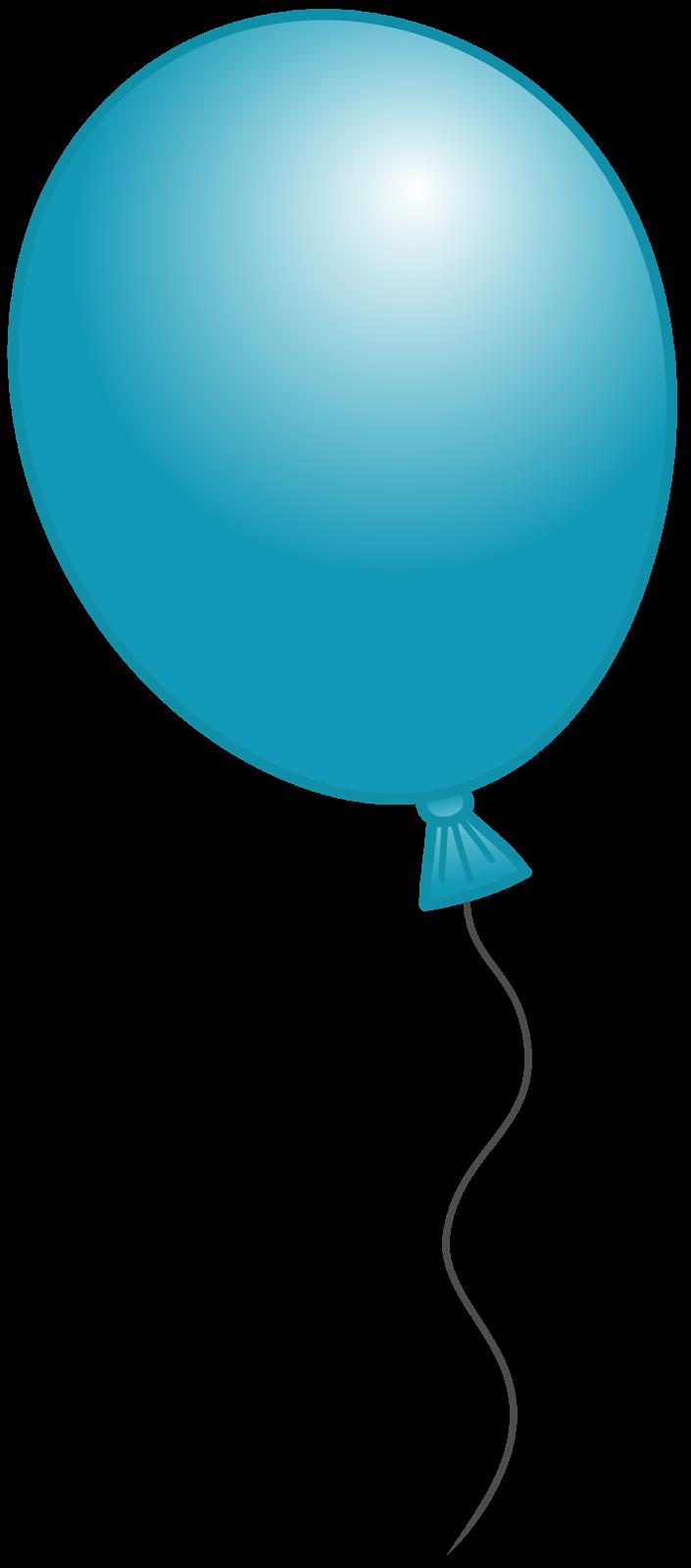 Clipart balloon animation.