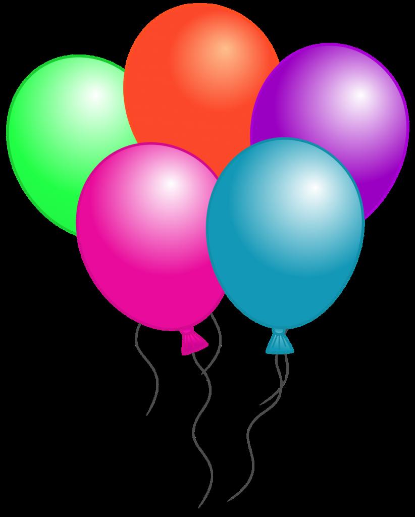 Cartoon Balloon Clipart