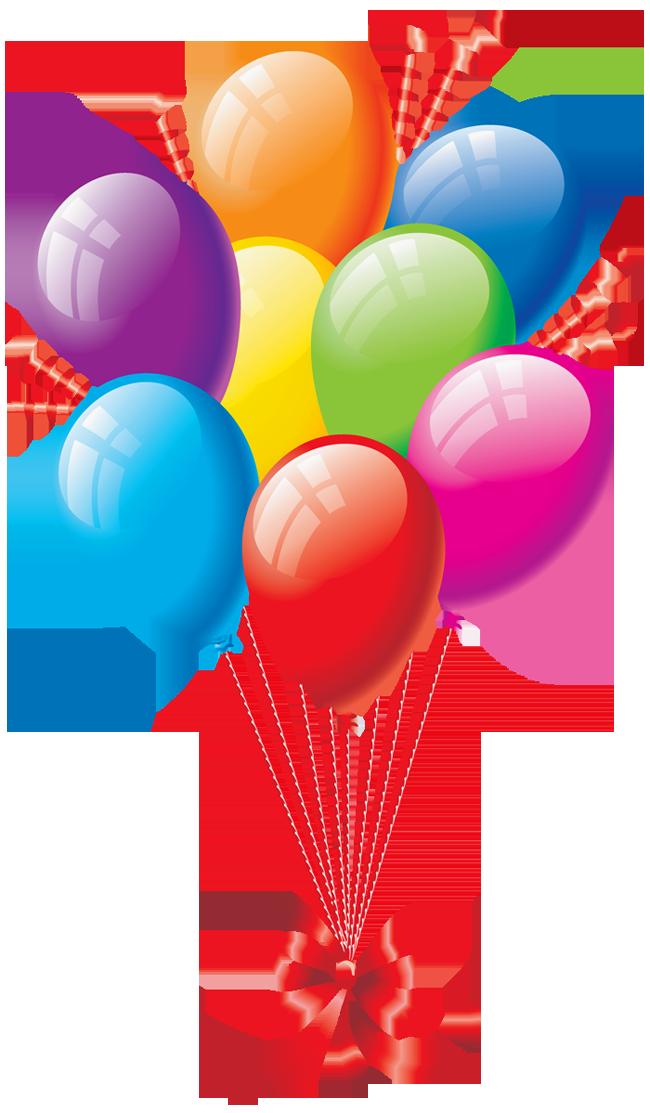 Free balloon background.