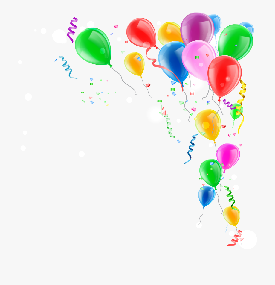 Toy Balloon Confetti