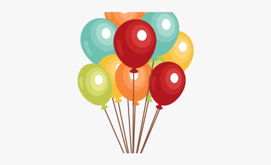 Birthday Balloon Clipart