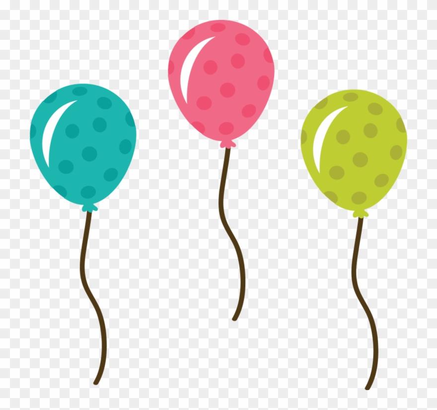 Polka Dot Happy Birthday Cake
